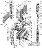 Подгруппа Р80. Гидрораспределитель Р80