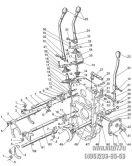 Подгруппа 1702. Механизм управления коробкой передач