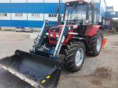 МУП-351 на базе трактора МТЗ-92П