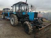 МТЗ-82МК на базе трактора Беларус 82.1