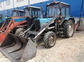 МУП-351 на базе трактора МТЗ-82.1