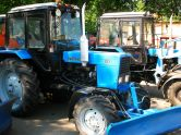 МТЗ-82МК на базе трактора МТЗ-82.1