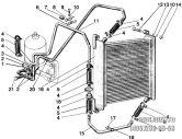 Подгруппа 1405. Радиатор масляный
