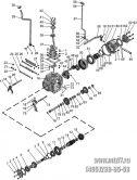 Подгруппа 1742. Ходоуменьшитель механический