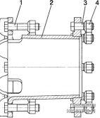 Подгруппа 3109. Проставка для сдваивания задних колес