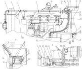 Подгруппа 3700. Электрооборудование двигателя