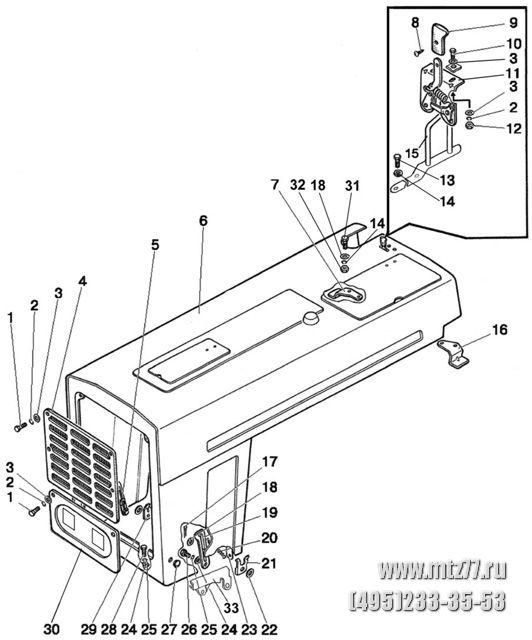 92 объявления - Продажа тракторов МТЗ, купить трактор МТЗ.