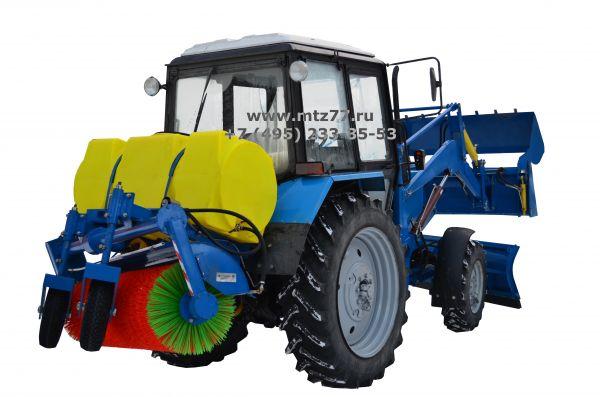 Щетки для тракторов МТЗ 82.1 - sesnab.ru