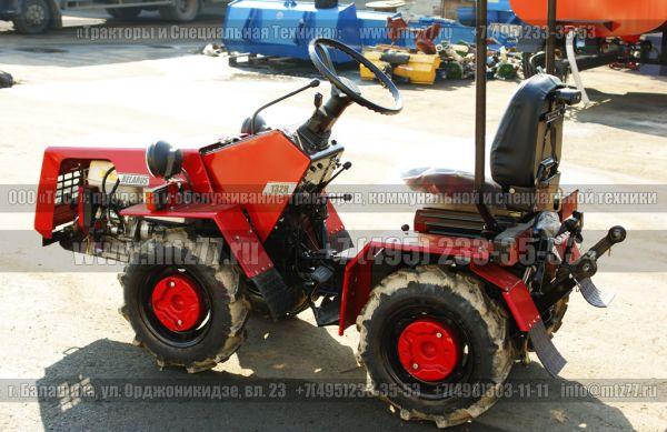 Трактор с консервации купить